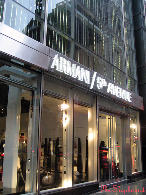 Armani5thavenue
