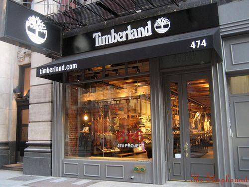 timberland store nyc soho