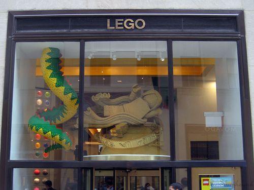 LegoPoseidon