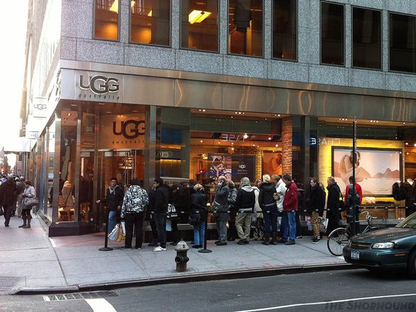 ugg store in new york