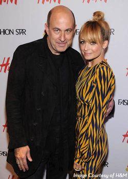 Nicole Richie & John Varvatos