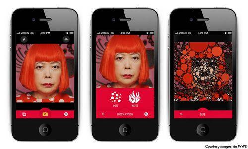 LV-KUSAMA-App