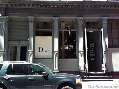 DiorHommeSoHo