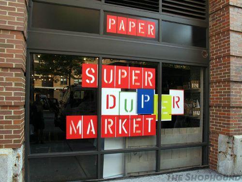 PaperSuperDuperMarket
