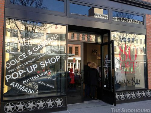b3cdc7178 Luxe810 Pop-Up store open through March 31 at 408 West 14th Street between  Ninth Avenue & Washington Street, Meatpacking District