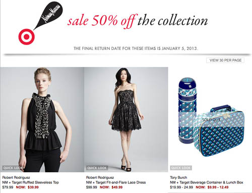 5e95181239 Epic Retail Fail  Where Did the Target + Neiman Marcus Collection Go Wrong   By Martha C. White (Time.com via The Cut) Previously