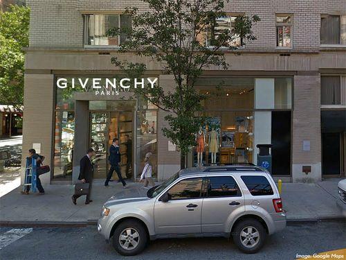 GivenchyMadisonavenue
