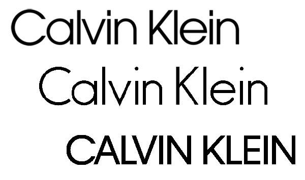 CalvinKleinLogos
