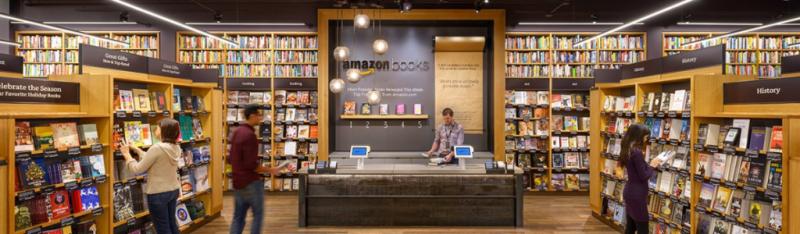 Amazon-bokstore